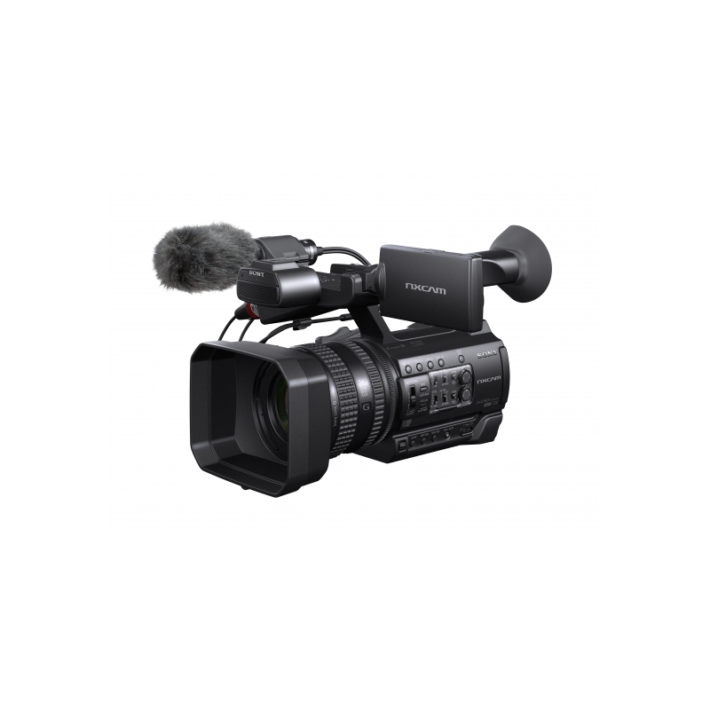 Sony nxcam camcorder hxr nx100 for Web tv camera