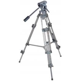 Trépided professionnel 3 niveaux pour caméra