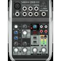 Console de mixage Behringer - XENYX Q502USB