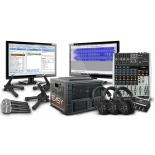 EASYstudio Webradio compact 3 micros