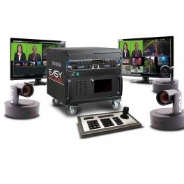 EASYstudio Video Live & kit camera PTZ NDI /audio