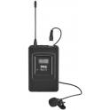 Émetteur  micro cravate multi-fréquences