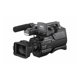 Sony shoulder camcorder - HXR-MC2500